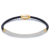 Fashion leather Bracelet Jewelry Crystal Charm Stainless Steel  Love Bracelets for women