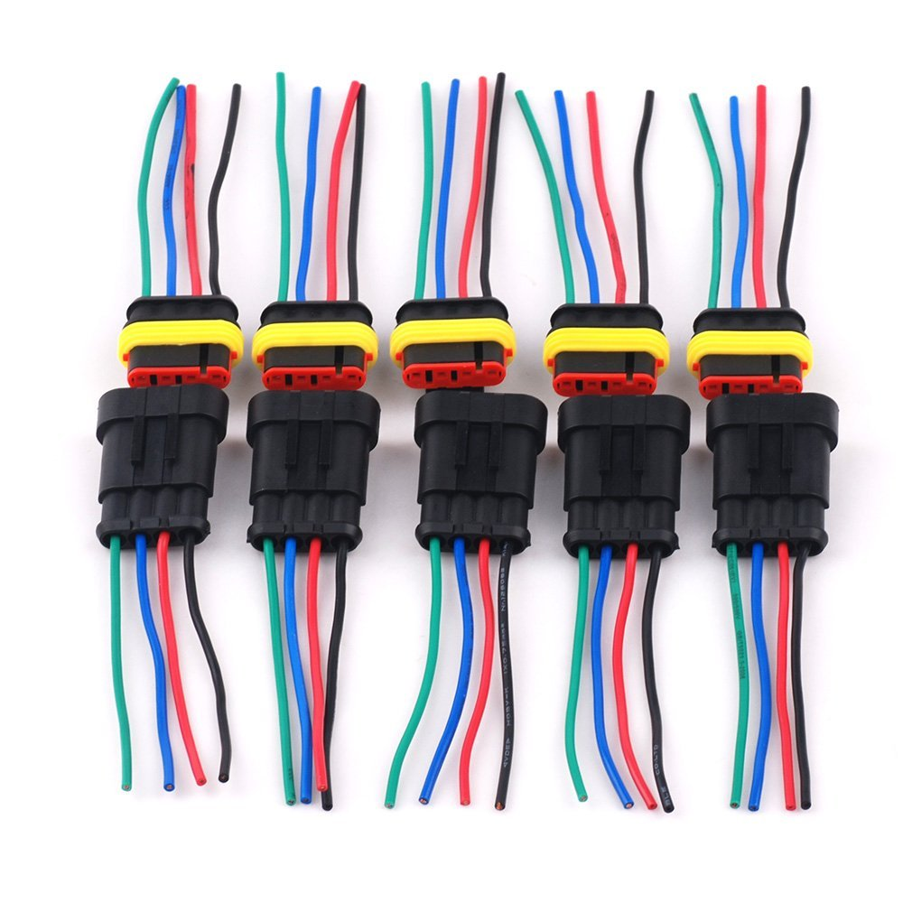 Cheap 4 Wire Connector Plug, find 4 Wire Connector Plug deals on ...