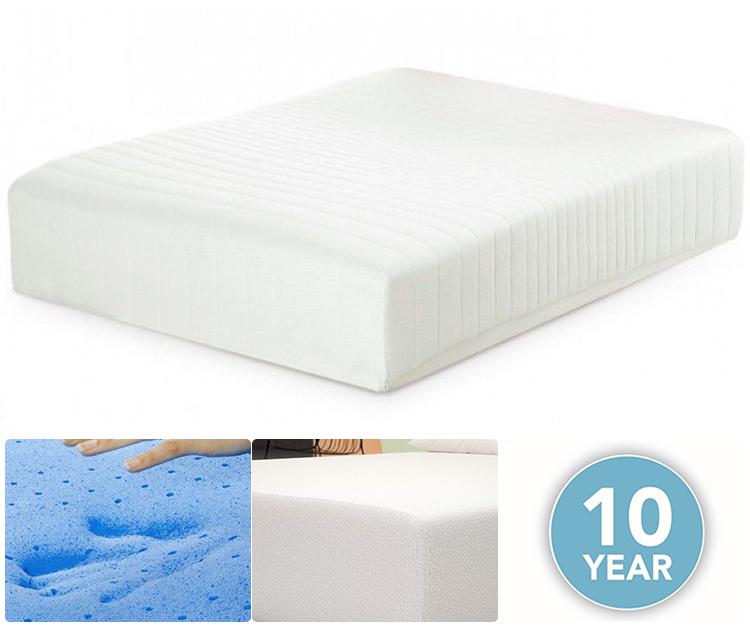 Pressione Alleviare Buoni Prezzi di Sonno Profondo Super Soft Materasso In Schiuma di Memoria