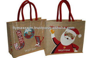Wholesale High Quality Cheap Durable and Waterproof Tote Jute Bag