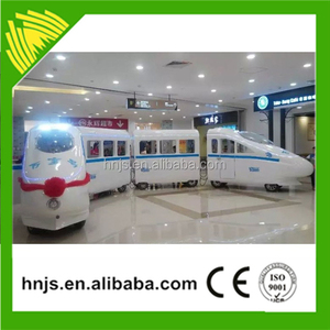 Hot design indoor kids electric mini amusement train ride for sale