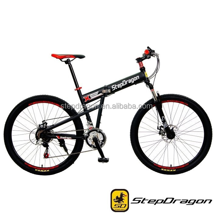 "2017 Hot 26"" 21SP Taiwan Hummer Folding Bicycle / Foldable Bike -SMS-H601"