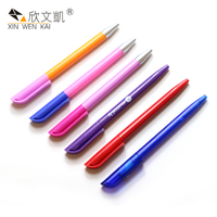 Cheap Bulk Custom Printing Promotional Plastic Ball Pen With Logo