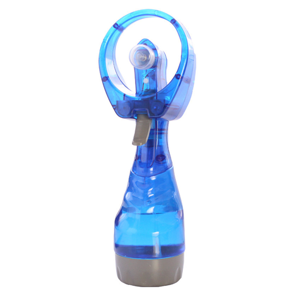 Portable Hand Held Cooling Cool Water Spray Misting Fan