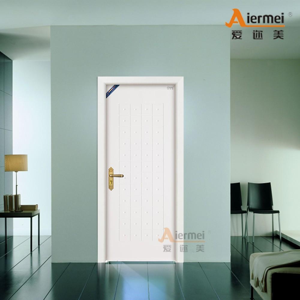 Originale de chambre en bois blanc porte intérieure américain ...