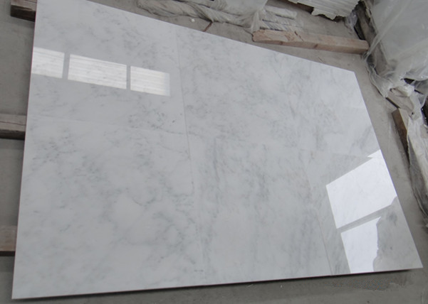 China carrara white marble crystal white marble pure for Granito blanco cristal