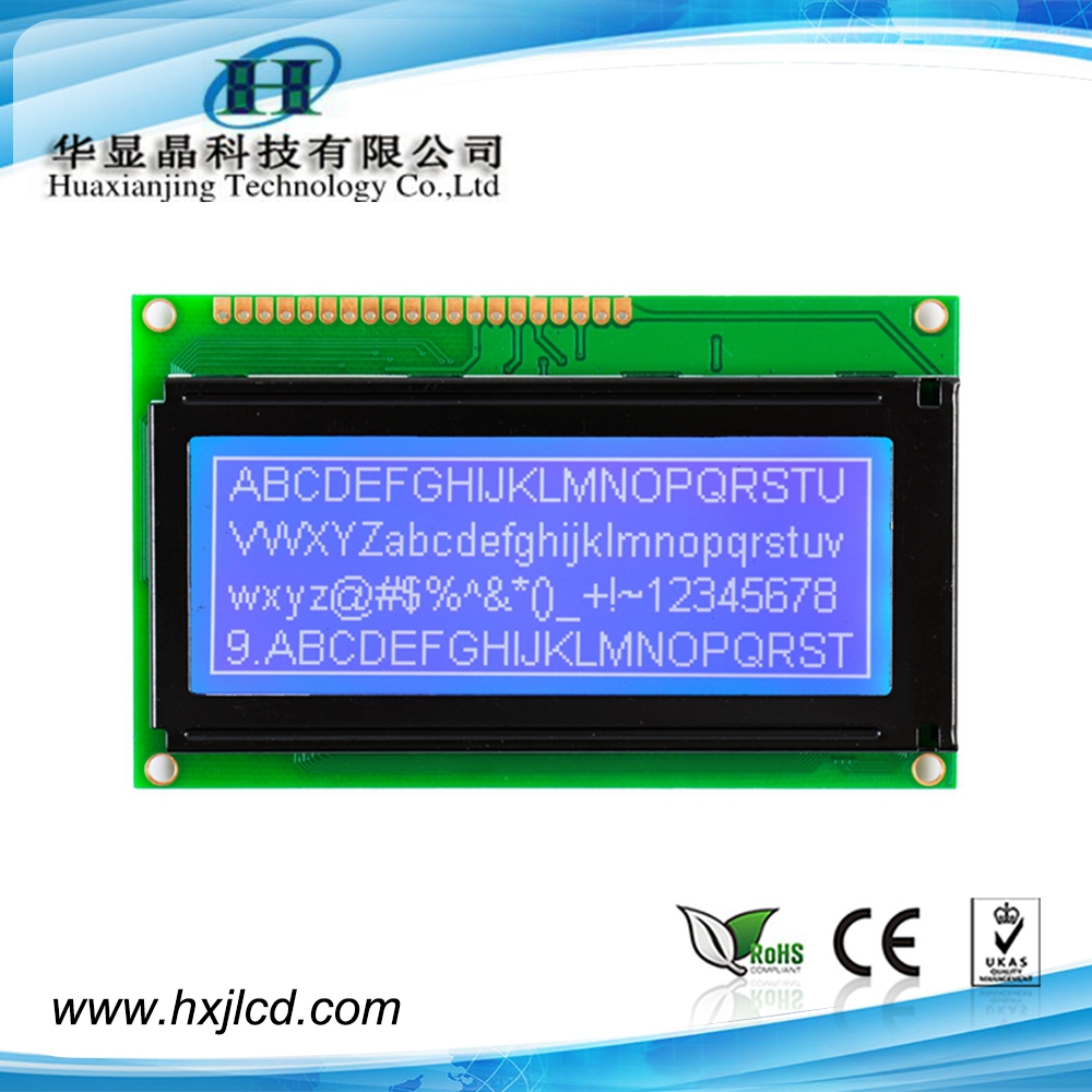 STN 192x64 DOTS Graphic LCD Display Screen Module
