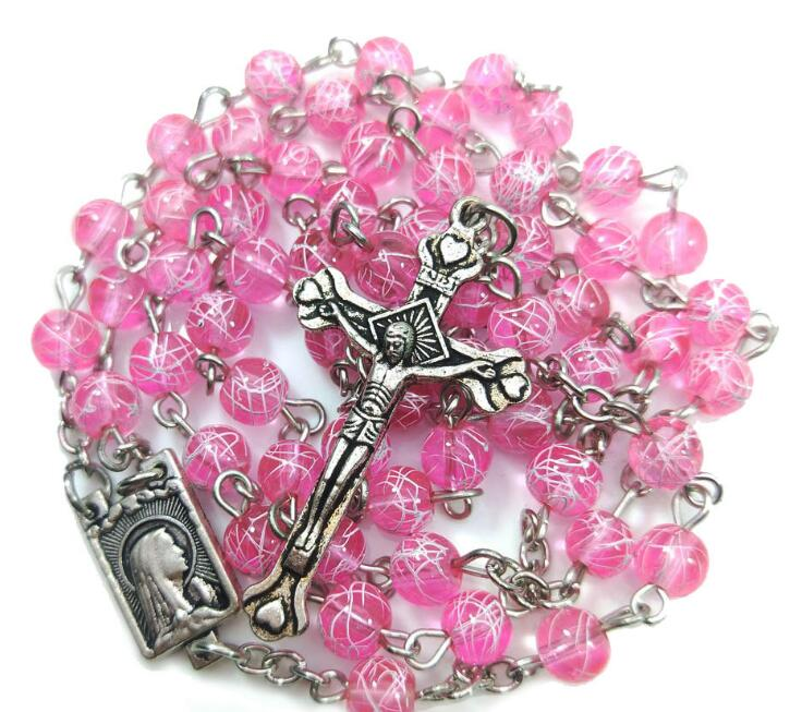 Religious Rose Rosary Wholesale Rose Rosary Suppliers Alibaba