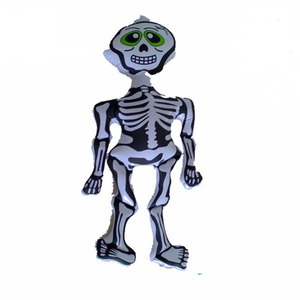 Wholesale cheap price carnival game Skeleton Man cheap inflatable toys