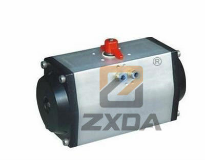 Pneumatic actuators/ air diaphragm actuator AT/GT
