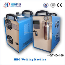 Portable home use oxyhydrogen natural gas generator/welding machine