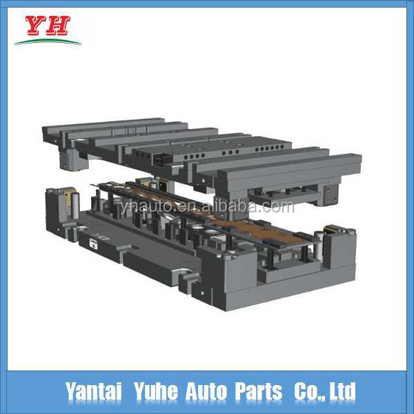 High quality good service alloy stamping punching mould for auto spare parts with big discount