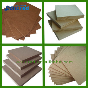 1.83*3.66*16mm mdf board for iran market