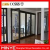Aluminum folding doors room dividers/sliding doors interior room divider/commercial room dividers