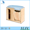 EN71 Kindergarten Bedroom Wooden Baby Crib Bedding Furniture Set