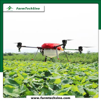 Agriculture GPS Intelligent Drone sprayer UAV aircraft