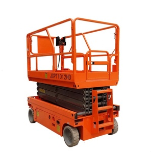 China electric cylinder hydraulic mobile scissor platform lift table