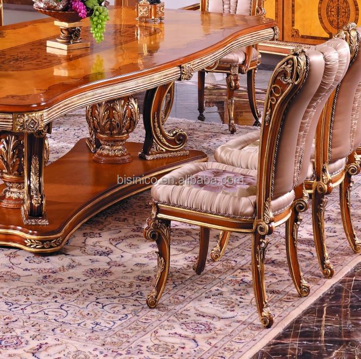 Luxe Franais Louis Xv Marqueterie Salle  Manger De Table