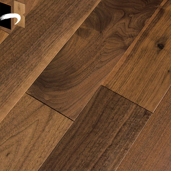 Elegant Brazilian Walnut Hardwood Flooring
