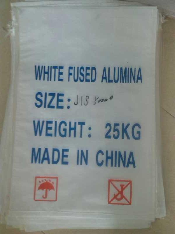 الماس طحن micropowder أبيض الألومينا تنصهر مسحوق المصنوعة في الصين