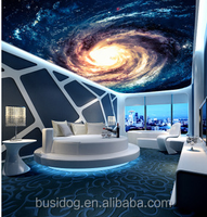 3d Customize designs Vinyl Wall Murals for home decoration