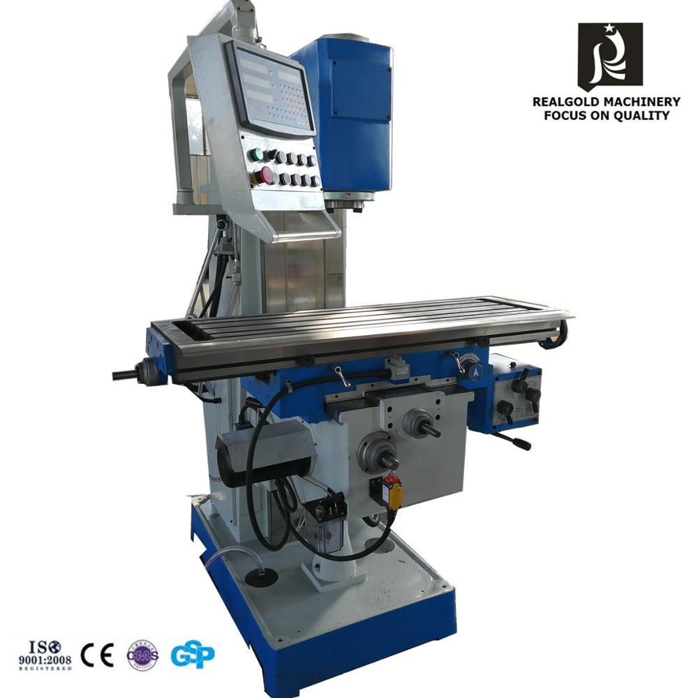 knee type XW5036A Universal Milling Machine for vertical milling