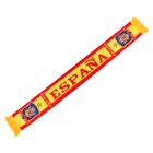 Sublimation Printed ESPANA Soccer National Team Stadium Fans Cheer Football Sport Scarf