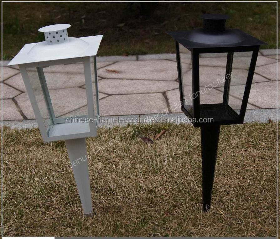 classical garden tealight lantern candle holders