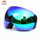 Cheap prices fashion prescription custom water transfer printing TPU snow ski goggles