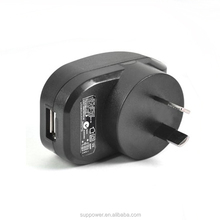 Plastic intertek wall plug 25w wall socket adapter 11v 2a ac/dc power adapter