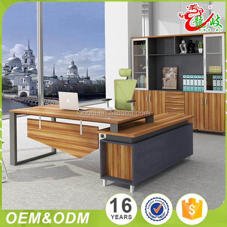 Diseños de Mesa de Oficina De Madera personalizado Grandes Lotes ...