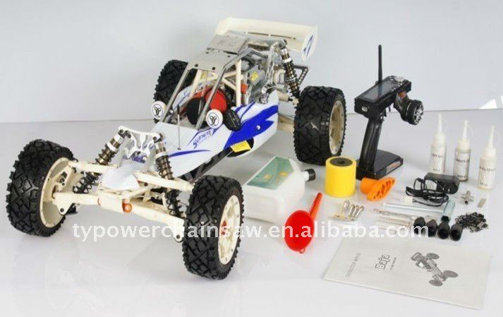 New style upgraded 1/5 RC gas car 305 (new specification)