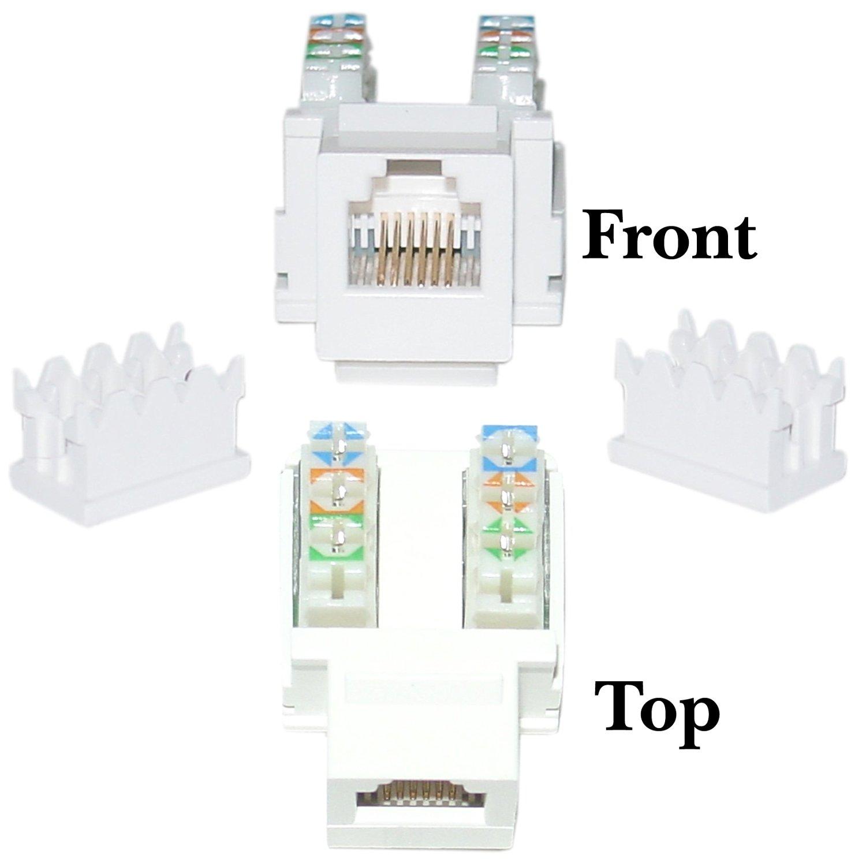 cheap rj11 keystone jack wiring find rj11 keystone jack wiring rh guide alibaba com