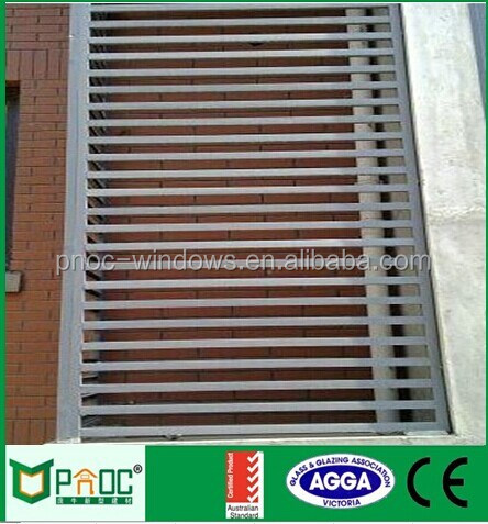 Manufacturer aluminum windows hurricane residential security shutters