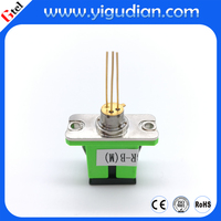 2.5G WDM 1310/1550nm receptacle InGaAs pin photodiode for Instrument