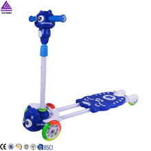 2016 hot sale wholesale 4 wheel kids scooter
