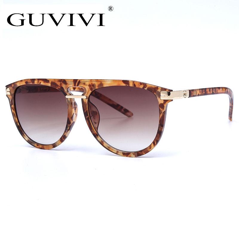 adf3674ebb GUVIVI gafas de sol 2019 el modelo más nuevo lentes de gradiente de alta  calidad gafas