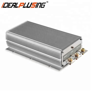 IDEALPLUSING type customizedc dc converter 72v to 48v 50A 2400W for electric car motor