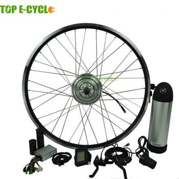 cheap price ce e bike waterproof 250w front wheel ebike kit with E Pen Battery cheap price ce e bike waterproof 250w front wheel ebike kit with bottle battery