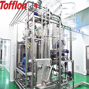 High Quality Best Service Pasteurized Milk Production Line Machine