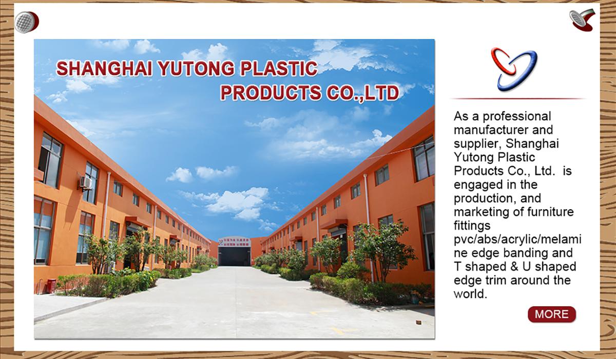 Shanghai Yutong Plastic Products Co Ltd Pvc Edge Banding  # Image Deco Meuble Tv En Melamine