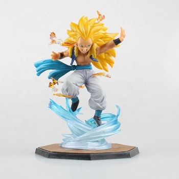 Bandai Figuarts Zero Tamashii Dragon Ball Z Son Goten Trunks Gotanks Super Saiyan Action figure Doll Model Figurine Collectible