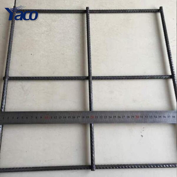 Low Price 3mm 4mm 5mm 6mm Wire Black Welded Wire Fence Mesh Panel ...