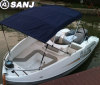 wave passenger boat made from FRP with price jet ski boat