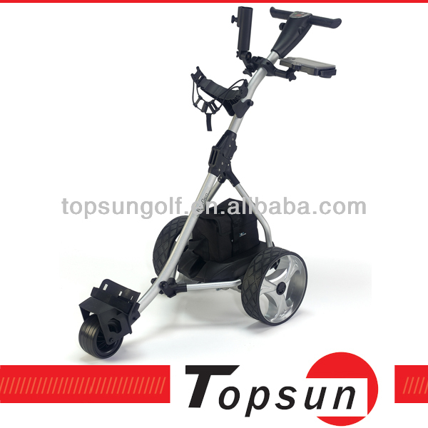 2014 New remote golf trolley