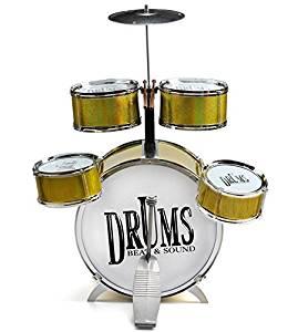 Buy Prettybuy Jazz Drum Rock Set Kids Music Toy Percussion Music