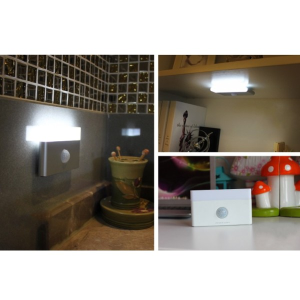 One year warranty 0.7w led motion sensor ceiling light with CE &ROHS