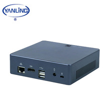 Yanling 2018 New Release Mini PC I7 8550U Small form factor Desktop Computer Intel Latest 1.6g 의 <span class=keywords><strong>CPU</strong></span> 4 천개 씬 클라이언트를위한