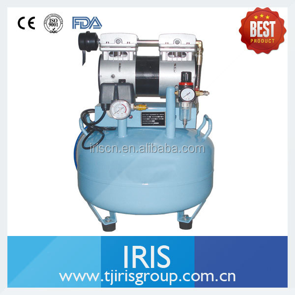 Compresor de aire dental silencioso compresor libre de for Compresor de aire silencioso