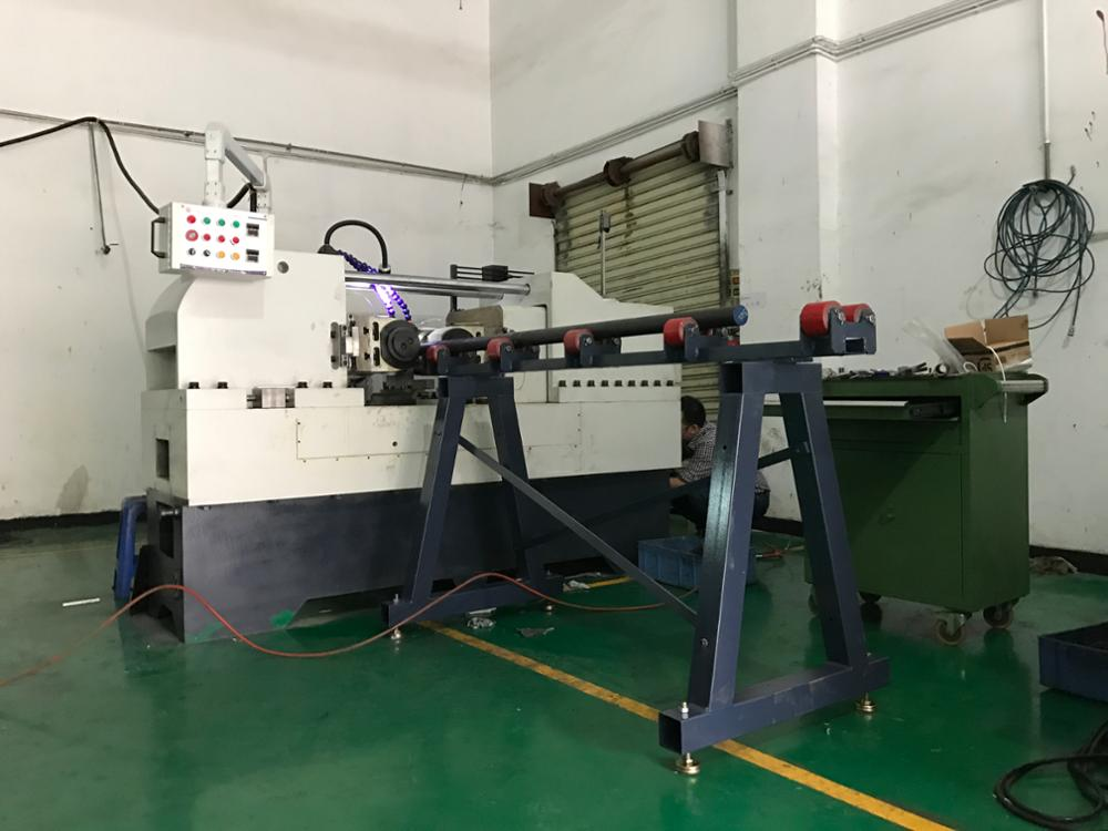 leed screw thread rolling machine steel rolling machine M40-100 TB-70S